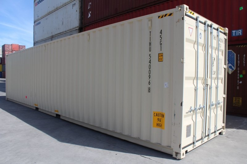 Buy 40ft Shipping Containers In Melbourne Containerspace