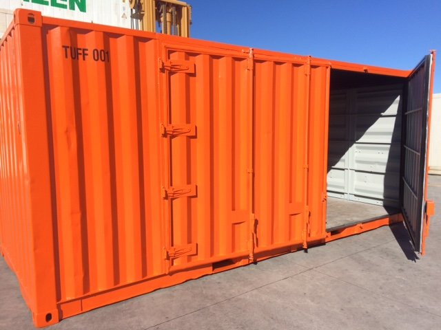 Take A Look At Our Work Containerspace