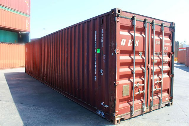 40ft Shipping Container >> Buy 40ft Shipping Containers In Melbourne Containerspace