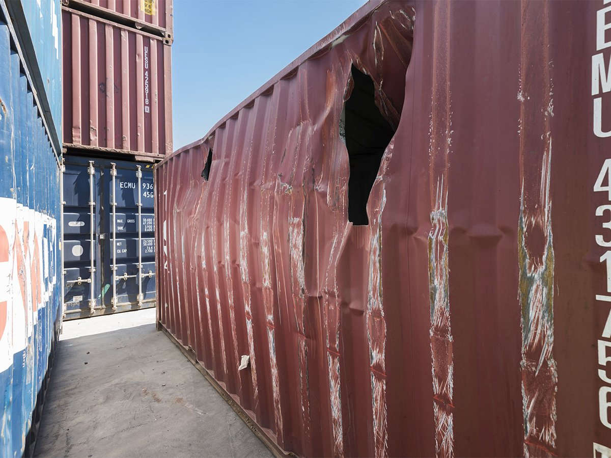 Shipping Container Repair In Melbourne Containerspace