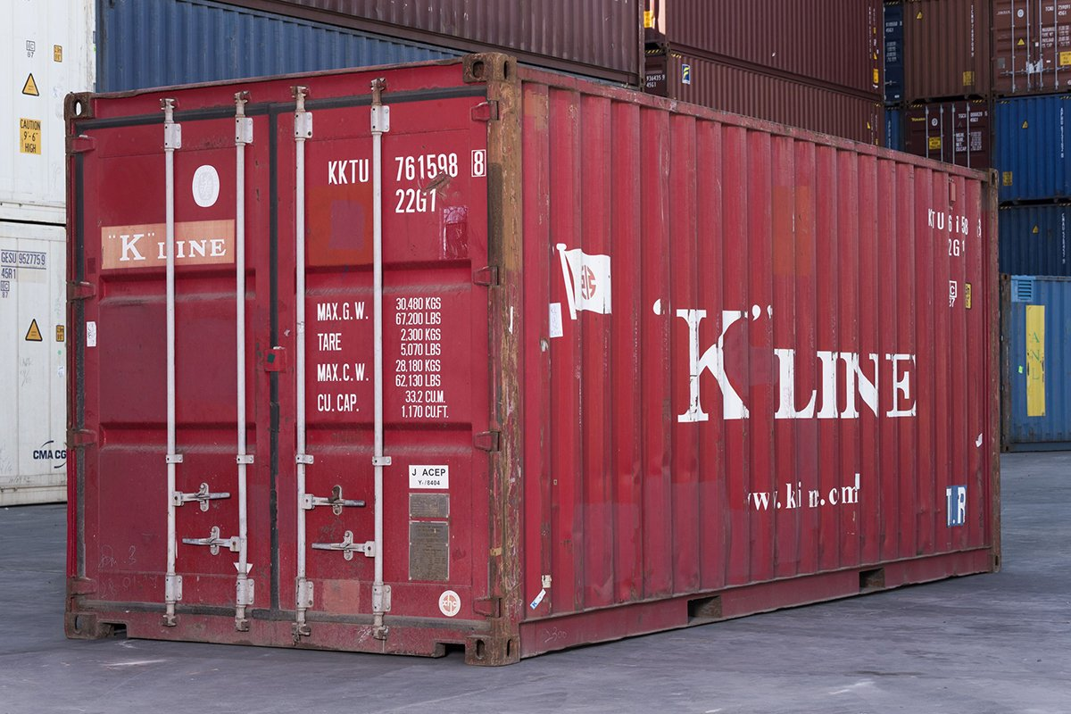 Buy 20ft Shipping Containers in Melbourne | ContainerSpace