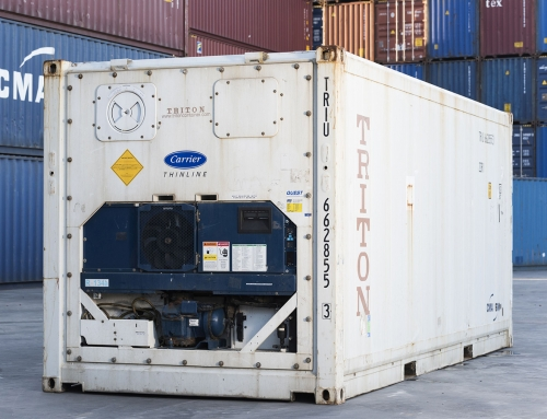 Operating Refrigerated Shipping Containers – A User and General Maintenance Guide