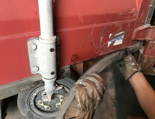 How to Repair a Shipping Container Door Seal or Gasket