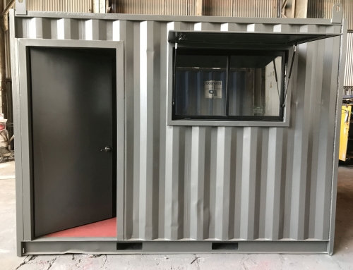 How to Fit an Access Door into a Shipping Container in 8 Steps