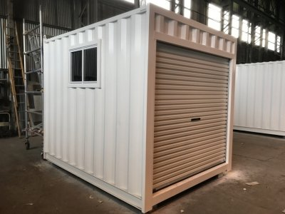 off white 10ft container